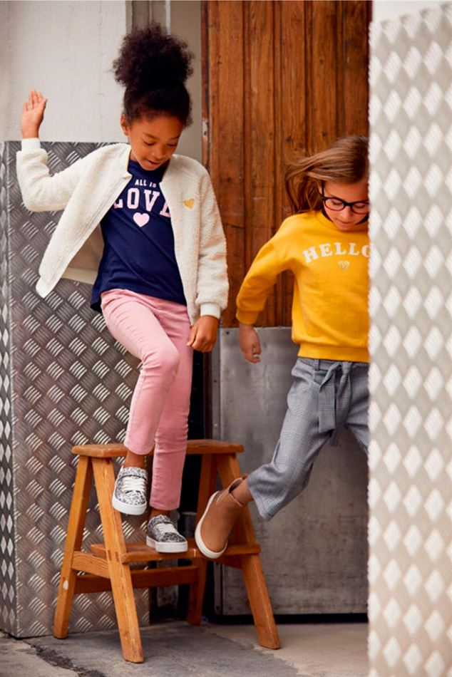 Lookbook H&M Back to school du 10 au 30 Septembre 2019