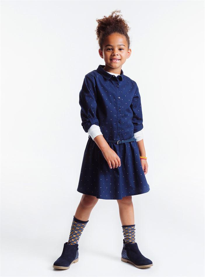 Lookbook Okaidi Nouveautés Fille du 17 Septembre au 5 Novembre 2019