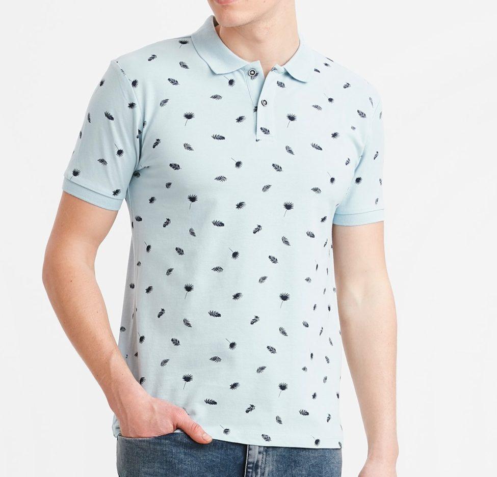 Soldes LC Wakiki Maroc T-Shirt homme 69Dhs au lieu de 129Dhs