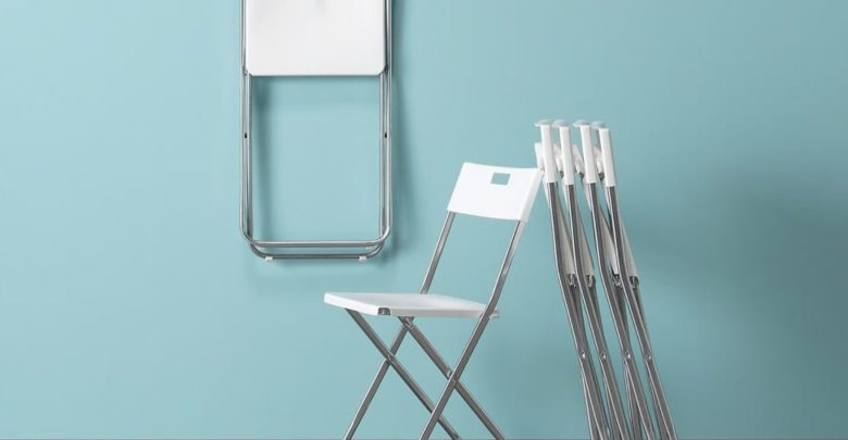 Photo of Offre Spéciale Ikea Maroc Chaise pliante blanc GUNDE 99Dhs