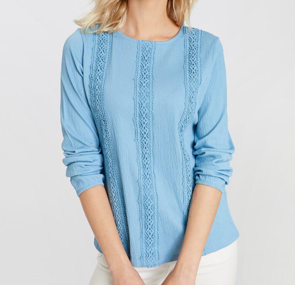 Soldes LC Waikiki Maroc T-Shirt femme 79Dhs au lieu de 129Dhs