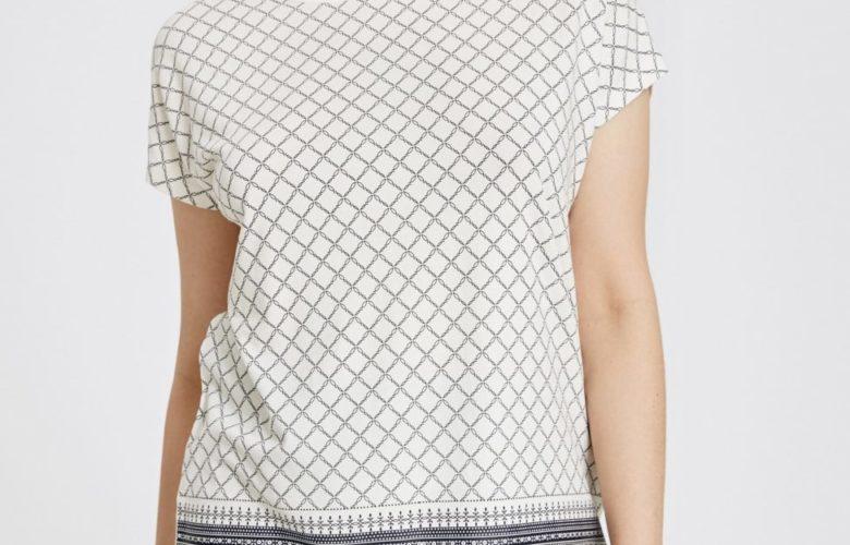 Soldes LC Waikiki Maroc T-Shirt femme 69Dhs au lieu de 89Dhs