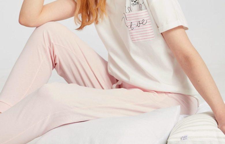 Soldes LC Waikiki Maroc Pyjamas Femme 119Dhs au lieu de 159Dhs