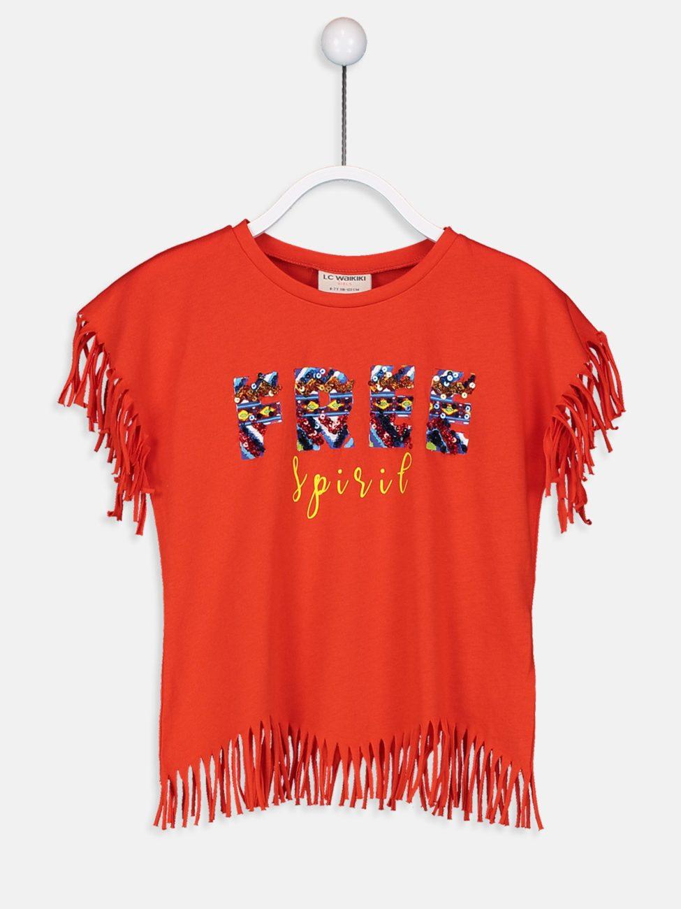 Soldes LC Waikiki Maroc T-Shirt fille 49Dhs au lieu de 69Dhs