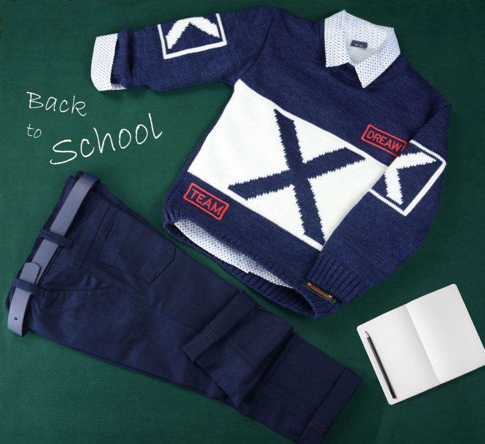 Nouvelle Collection Gorena Back to School 2019