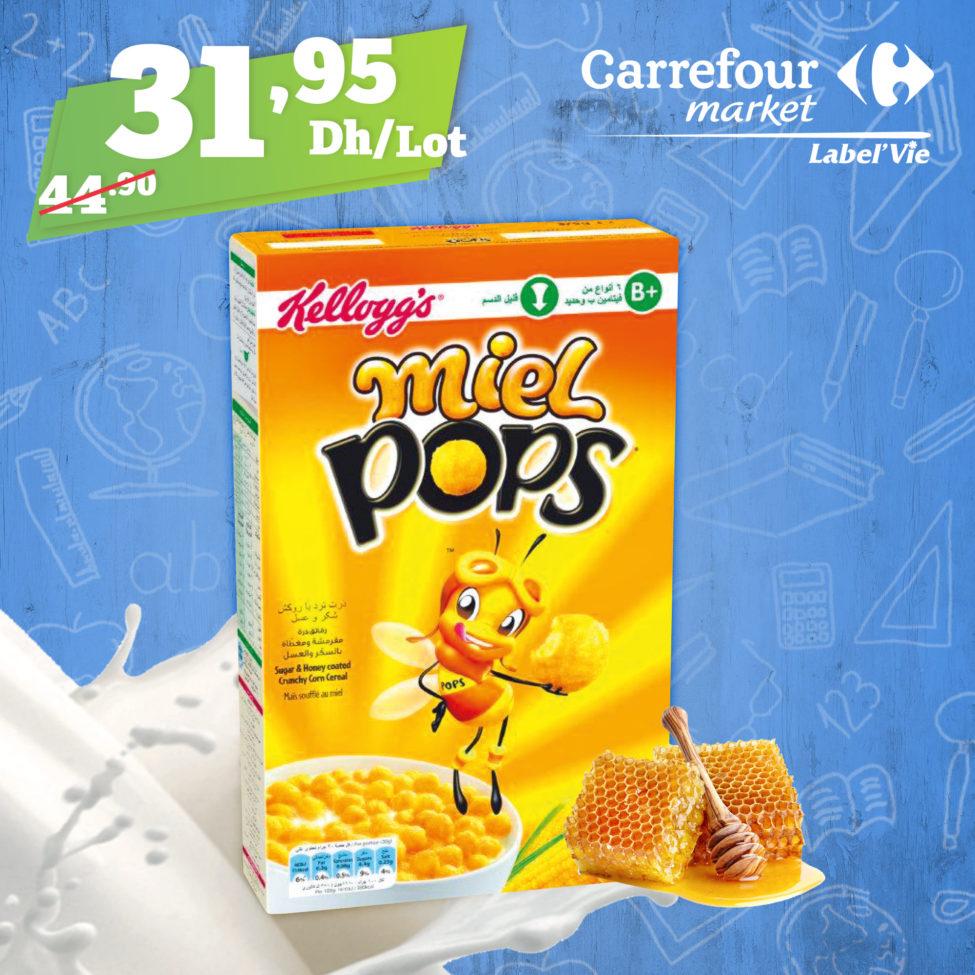 Promo Carrefour Market jusqu'au 17 Septembre 2019