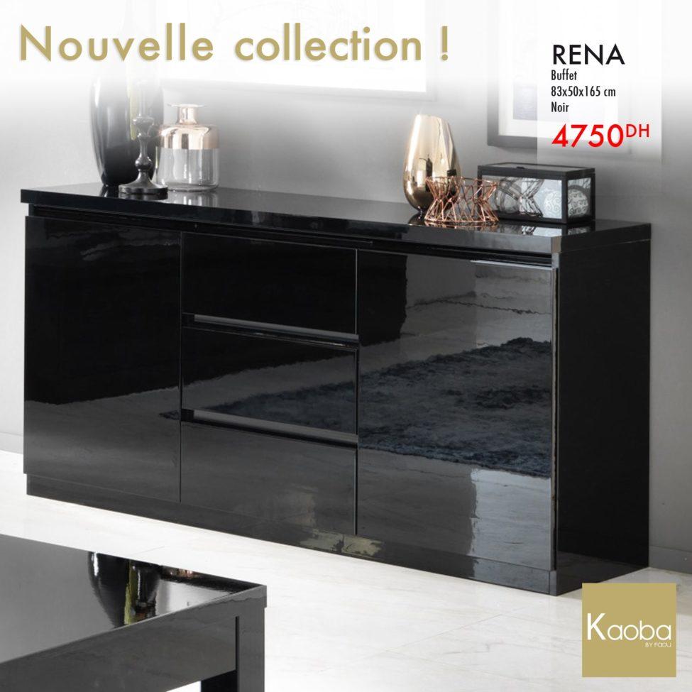 Promo Kaoba Ameublement Jusqu'à -50% et -10% sur la nouvelle Collection