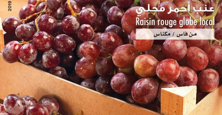 Photo of Catalogue Carrefour Market Fruits et Légumes du 19 au 23 Septembre 2019
