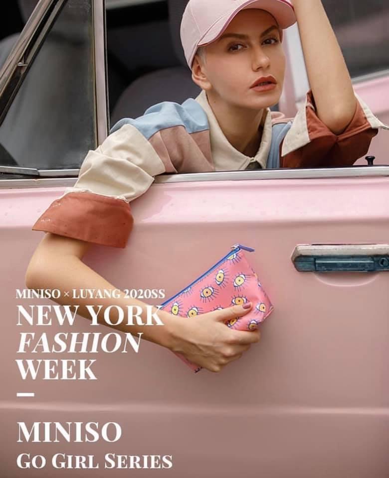 Lookbook MINISO Maroc NEW YORK FASHION Week