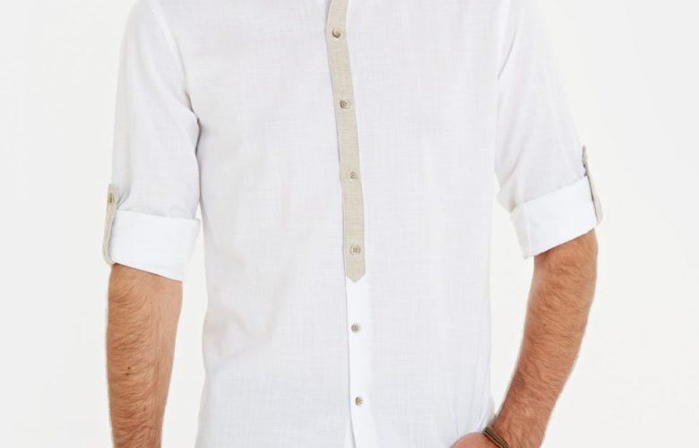 Soldes LC Waikiki Maroc Chemise homme 99Dhs au lieu de 169Dhs