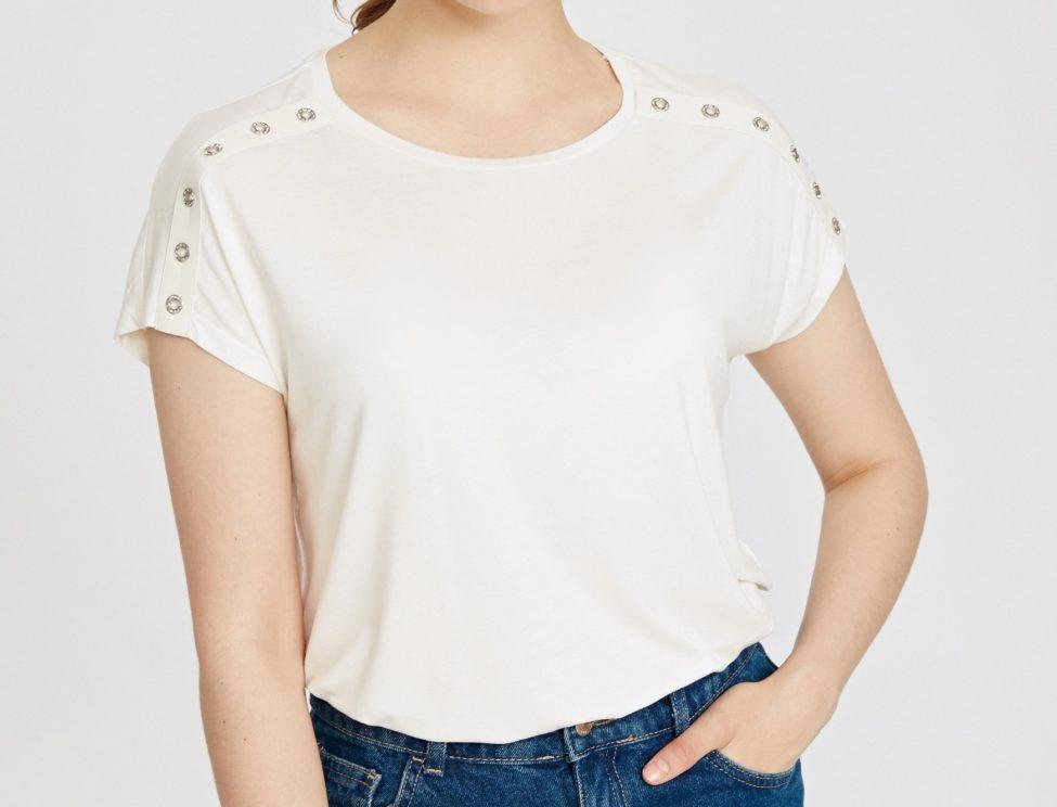 Soldes LC Waikiki Maroc T-Shirt femme 79Dhs au lieu de 99Dhs