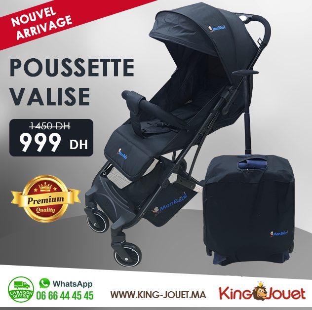 Catalogue King Jouet Maroc Spéciale poussettes 2019