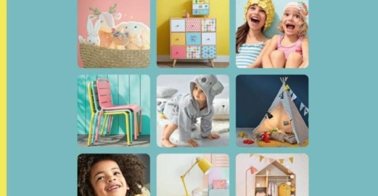 Photo of Catalogue Maisons du Monde Maroc Junior 2019