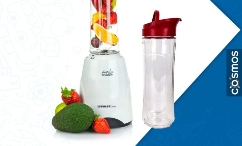 Photo of Promo Cosmos Electro Blender Smoothie FIRST 199Dhs au lieu de 299Dhs