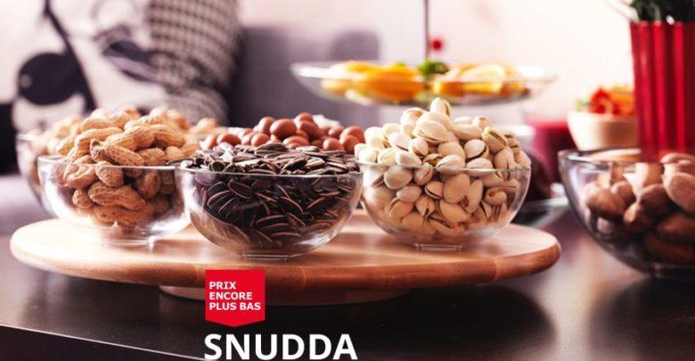 Soldes Ikea Maroc Plateau tournant SNUDDA 119Dhs au lieu de 149Dhs