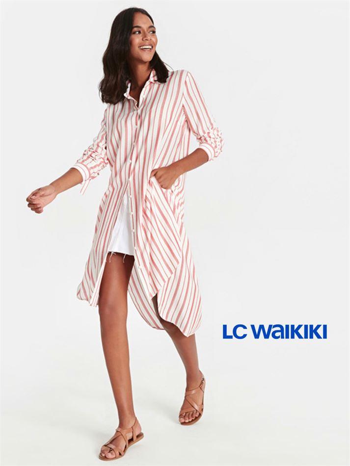 Lookbook LC Waikiki Maroc Tunique Collection