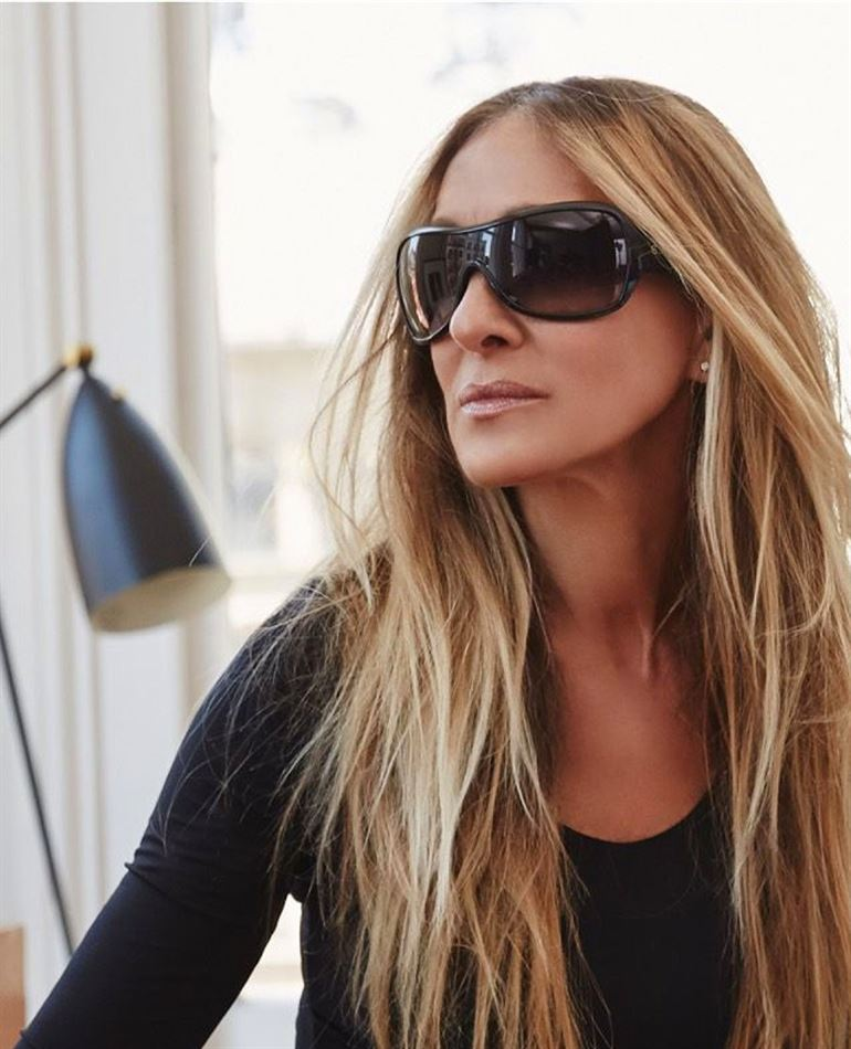 Lookbook Sunglass Hut Collection SJP X Jusqu'au 1 Janvier 2020