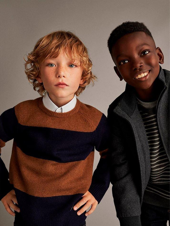 Lookbook Massimo Dutti Nouveautés Enfants du 9 Octobre au 9 Décembre 2019