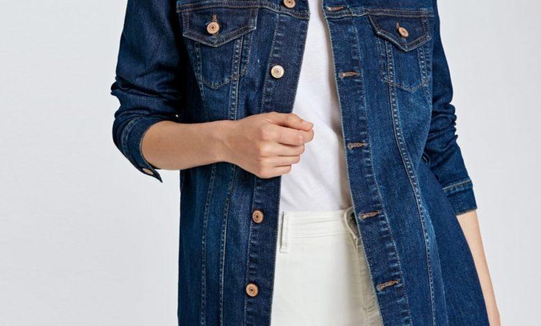 Soldes LC Waikiki Maroc Jaquette femme en jeans 209Dhs au lieu de 319Dhs