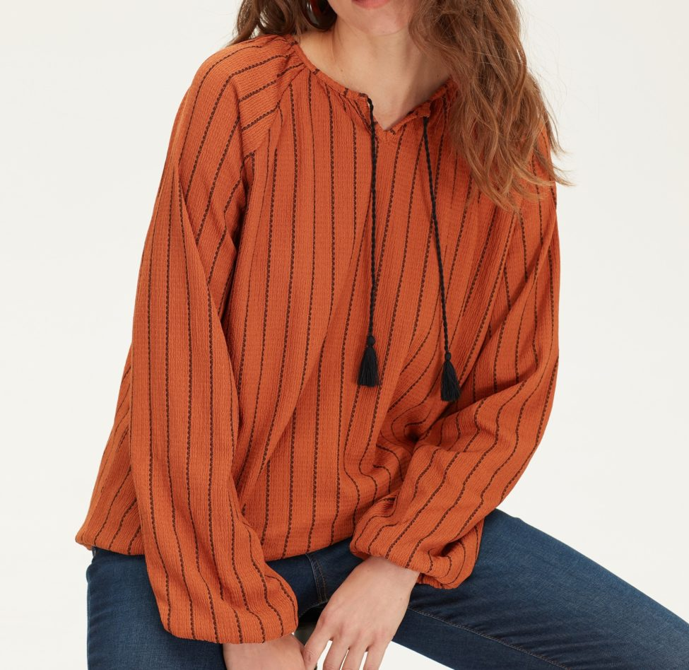 Soldes LC Waikiki Maroc T-Shirt femme 99Dhs au lieu de 129Dhs