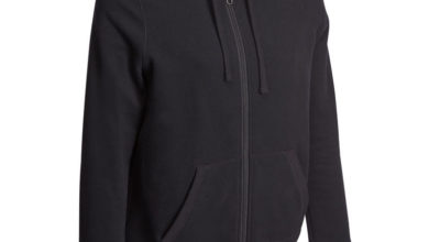 Photo of Soldes Decathlon VESTE 520 CAPUCHE PILATES GYM DOUCE FEMME NOIR DOMYOS 119Dhs au lieu de 159Dhs