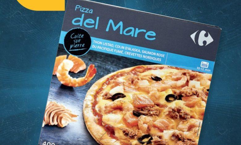 Photo of Promo Carrefour Market Pizzas rapide jusqu'au 15 Octobre 2019