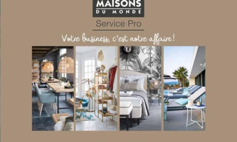 Photo of Catalogue Maison du Monde Maroc Service Pro Collection 2019
