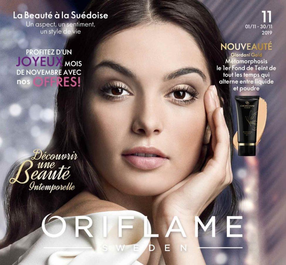Catalogue Oriflame Maroc Novembre 2019