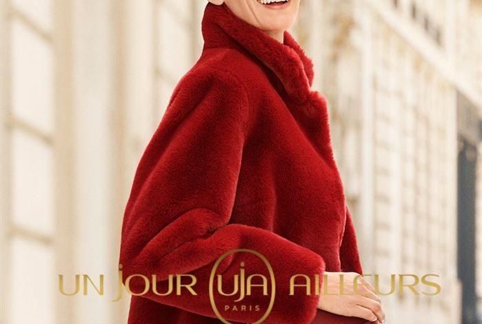 Lookbook Un Jour Ailleurs Vestes Femmes du 21 Novembre au 20 Janvier 2020