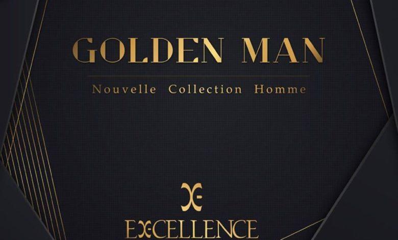 Photo of Catalogue Excellence Maroc Golden Man Nouvelle Collection Homme