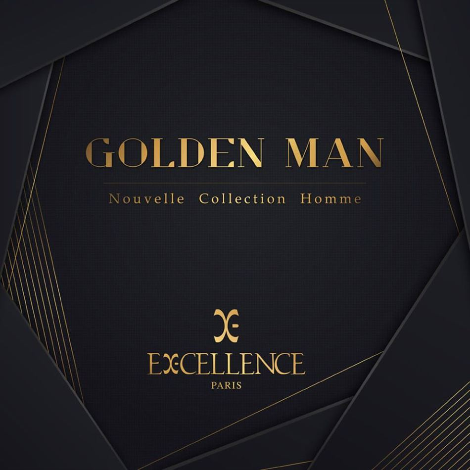 Catalogue Excellence Maroc Golden Man Nouvelle Collection Homme