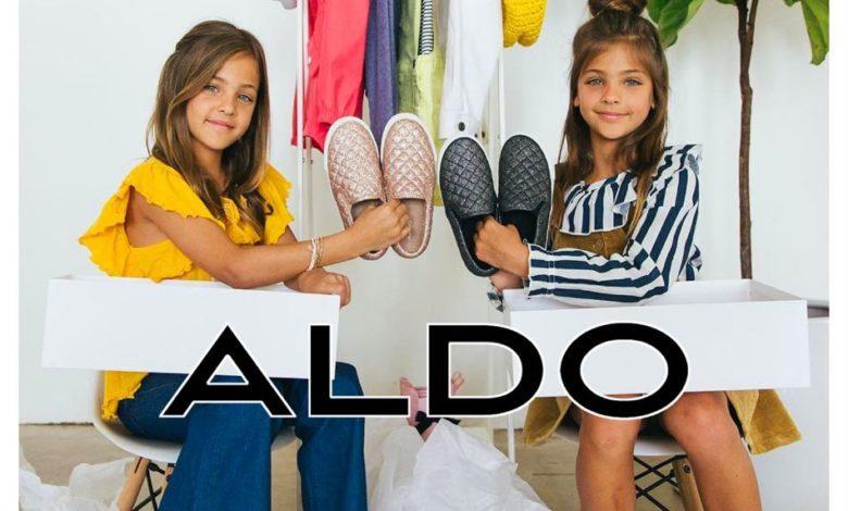 Lookbook Aldo Kid's Collection Valable du 19 Novembre au 7 Décembre 2019