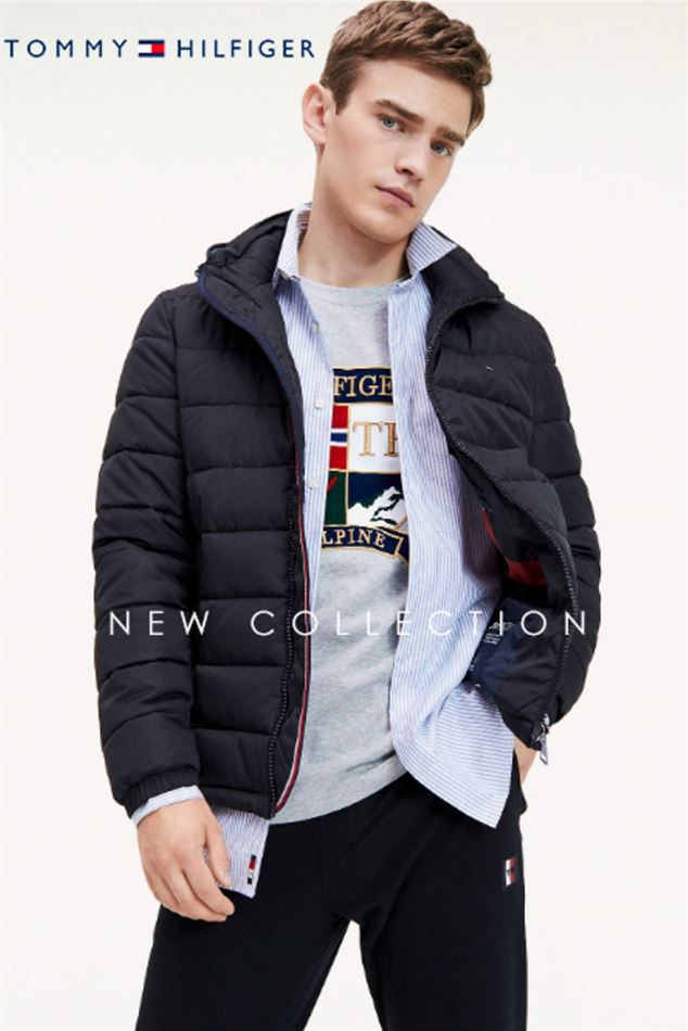 Lookbook Tommy Hilfiger Jackets Men du 5 Novembre 2019 au 5 Janvier 2020
