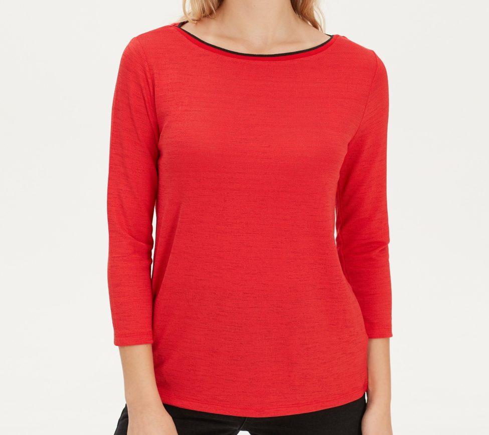 Soldes LC Waikiki Maroc T-Shirt pour femme 89Dhs au lieu de 129Dhs