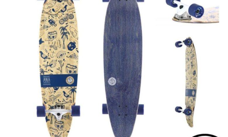 Photo of Nouveau chez Gotcha Maroc Skate-bords en Bambou Canadien Tatoué