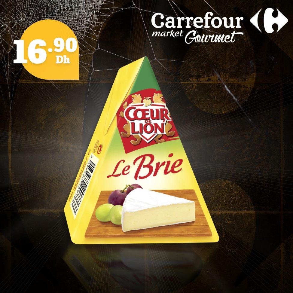 Promo Amoureux de fromage Carrefour Market Gourmet jusqu'au 14 Novembre 2019