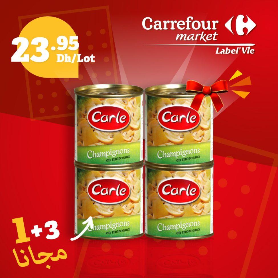Offre Surprise Carrefour Market Maroc du 7 au 20 Novembre 2019