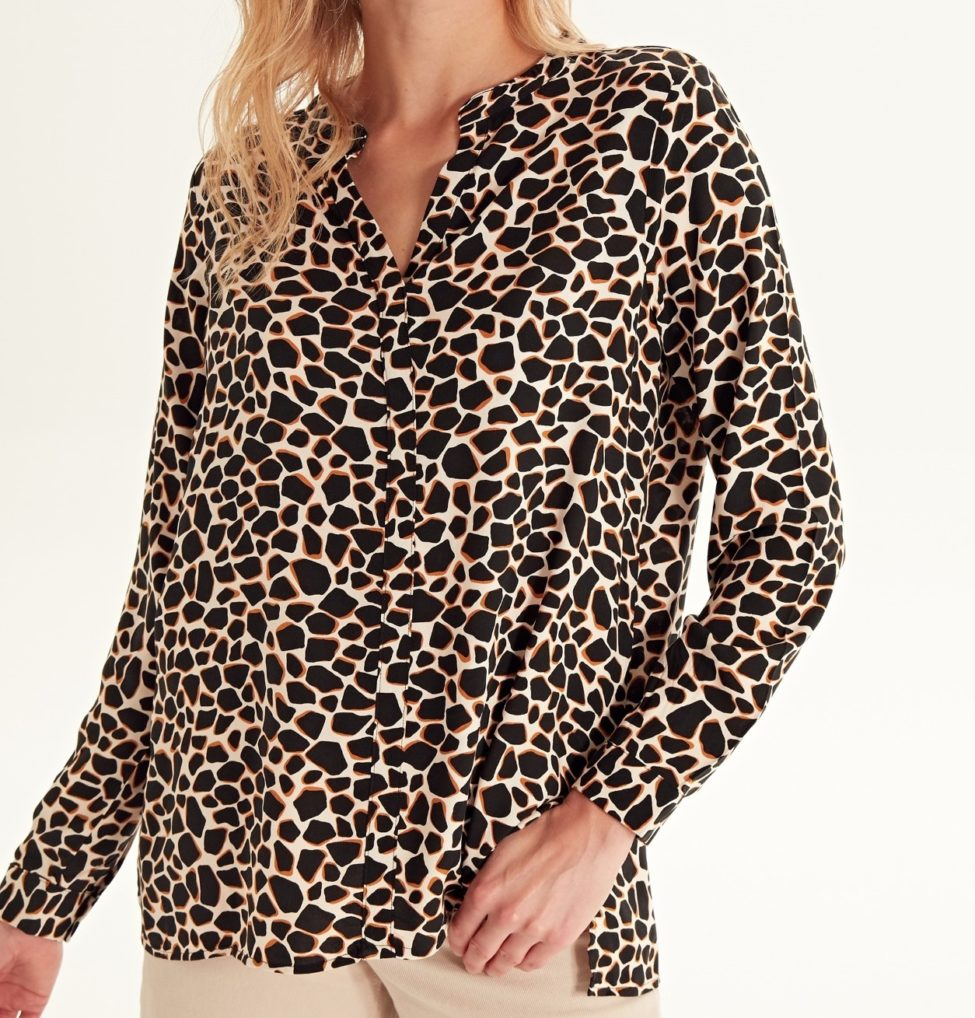 Promo LC Waikiki Maroc Blouse pour femme 119 MAD 179 MAD