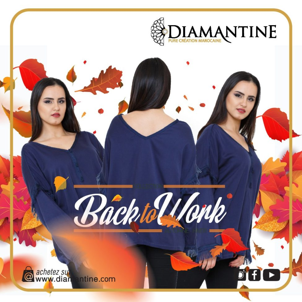 Nouvelle Collection Diamantine Back to Work 2019