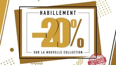 Offre Mawlid Nabaoui Diamantine vous offre -20% sur la nouvelle collection Jusqu'au 8 Novembre 2019