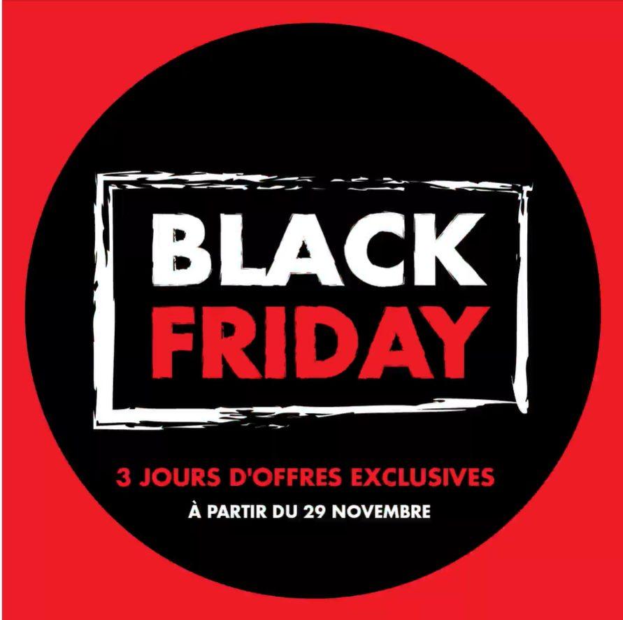 BLACK FRIDAY chez Kitea du 29 Novembre au 1er Décembre 2019