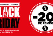 Black Friday Richbond remise de -20% Jusqu'au 1er Décembre 2019