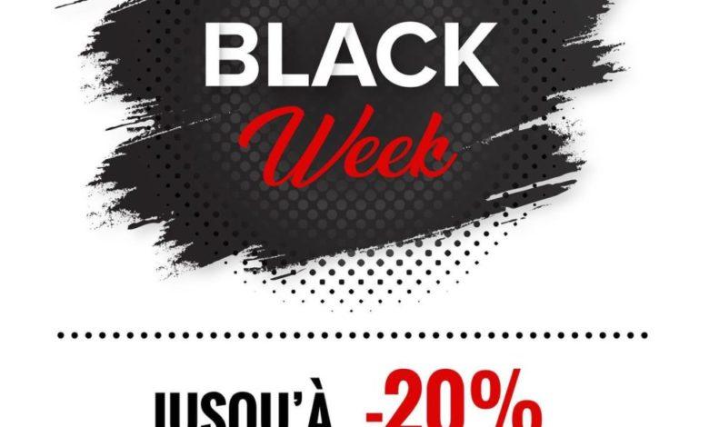 Photo of Flyer Black Week Mobilier Polydesign 20% du 29 Novembre au 7 Décembre 2019