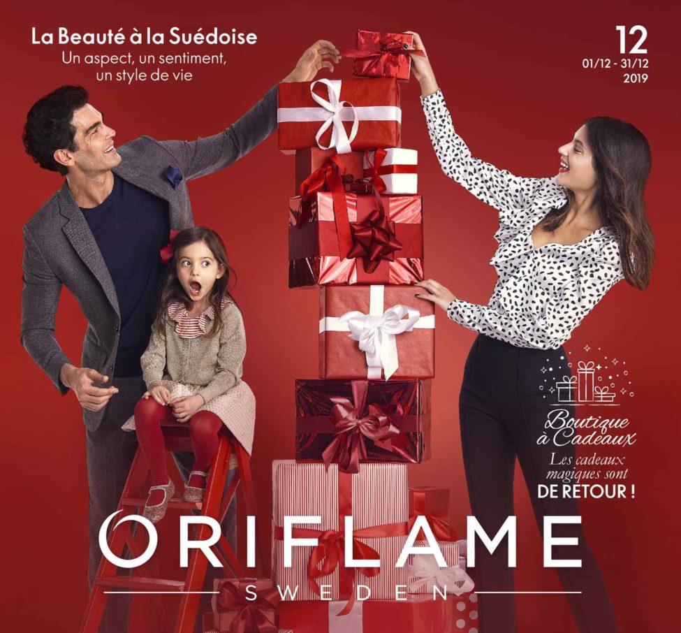 Catalogue Oriflame Maroc Décembre 2019