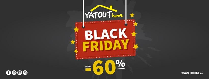 Offre Black Friday Yatout Home jusqu'à -60% de remise