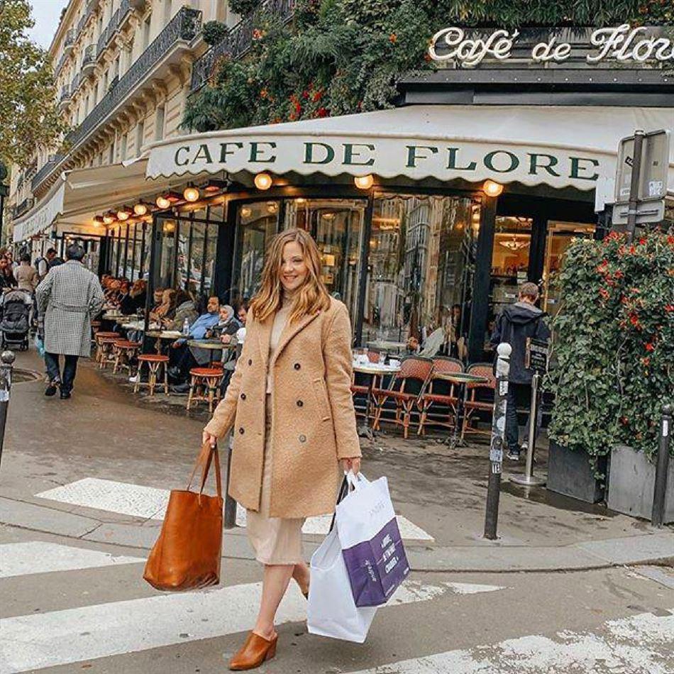 Lookbook Caroll Paris Maroc du 2 au 31 Décembre 2019