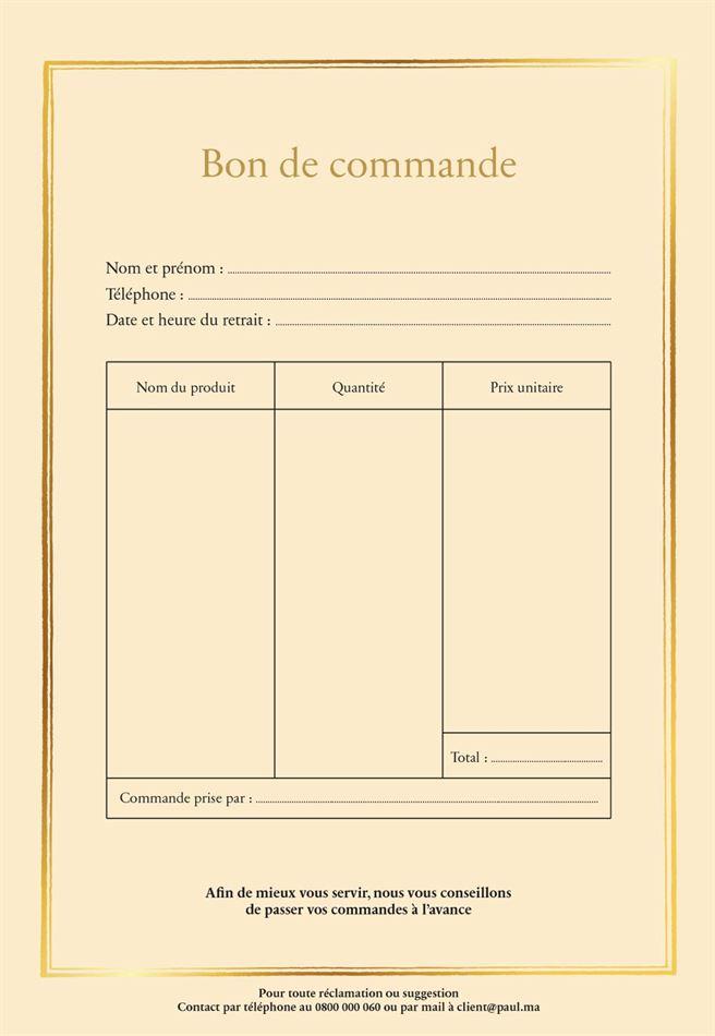 Catalogue Paul Maroc Carte des fêtes Jusqu'au 12 Décembre 2019