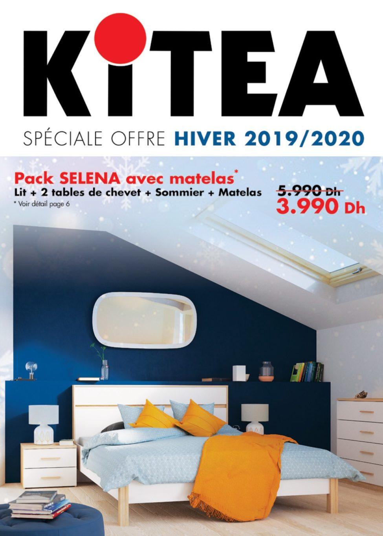 Catalogue Kitea Spéciale Offre Hiver 2019/2020