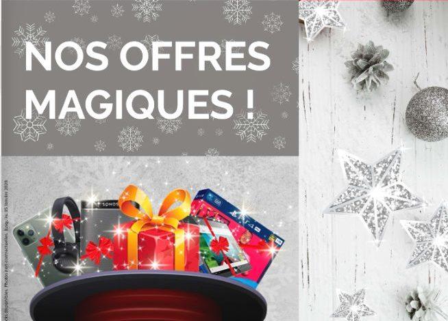 Photo of Catalogue Virgin Megastore Maroc Nos offres Magiques Jusqu'au 5 Janvier 2020