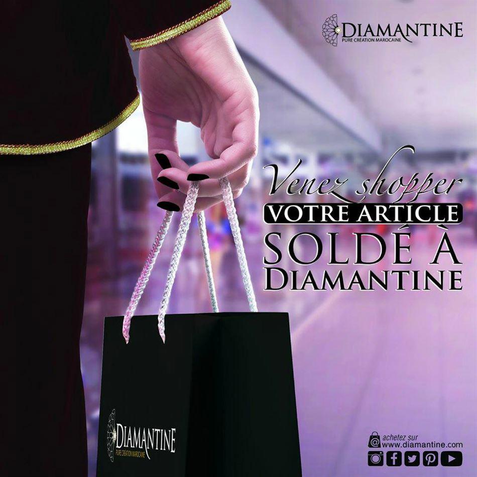 Catalogue DIAMANTINE Saison des Soldes Jusqu'au 17 Janvier 2020